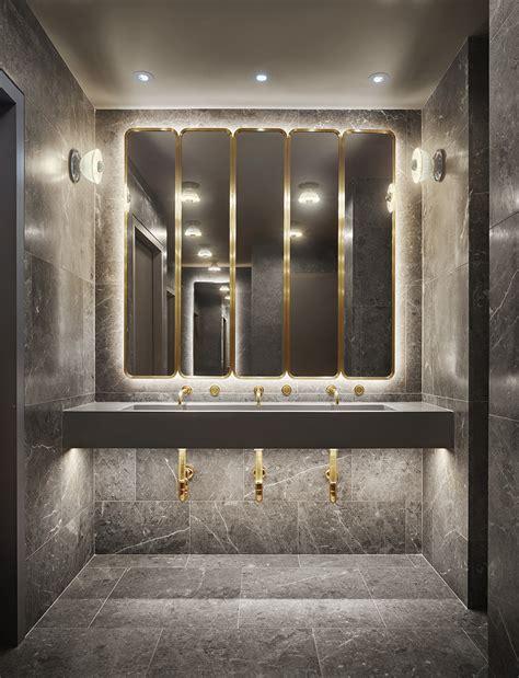 hotel restroom design 11 howard hotel soho new york hospitality interiors magazine