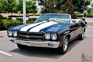 70 Chevelle Ss Real 454 Ls5 4 C Frame