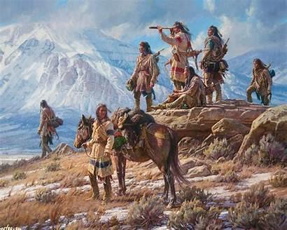 Apsaalooke Soldiers Foot Native American Grelle Martin
