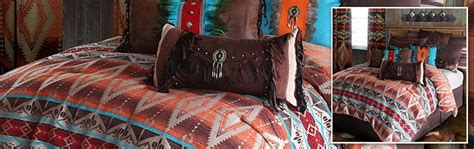 mojave sunset southwestern bedding collection