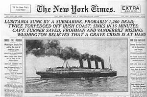 Alles Schall und Rauch: Das Geheimnis der Lusitania gelüftet