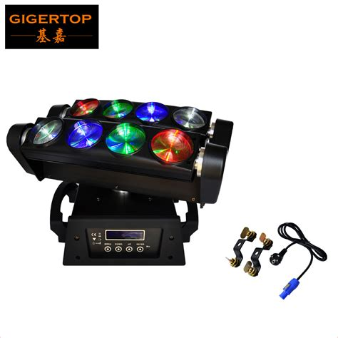 led stage light price cheap price stage light rgbw beam led moving head spider 8