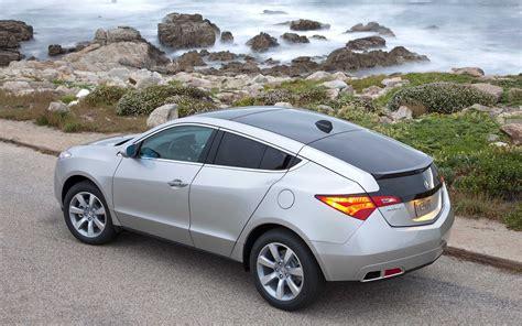 Acura Crosstour :  Honda Crossturd And Acura Zdx