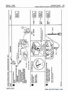 Mahindra M4500 Wiring Diagram