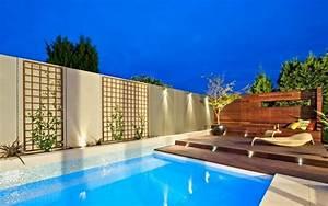 beautiful deco piscine contemporary lalawgroupus With good deco de jardin avec caillou 1 idee de decoration de jardin exterieur mc immo