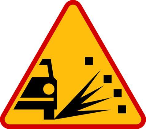 znaki ostrzegawcze znaki drogowe nauka jazdy  prawo jazdy