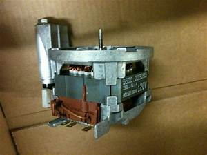 Bosch Dishwasher Motor For Model Number Shu6802uc