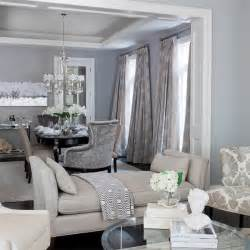 Gray Dining Room Ideas Gray And Blue Living Room Contemporary Dining Room Brouwer Design