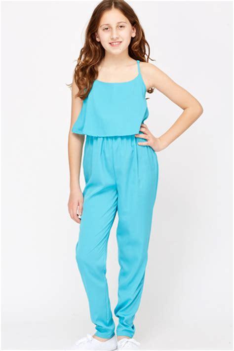 turquoise jumpsuit turquoise overlay jumpsuit just 5