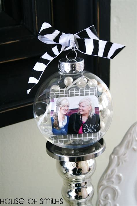 DIY Christmas Ornaments Gift Ideas