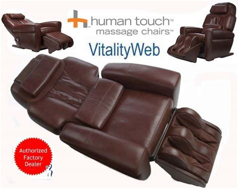 ht 1650 ultimate robotic human touch home chair