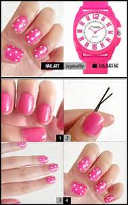 Nail art steps with pictures : Nail designs step by art