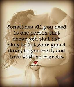 Love Quotes Let... Love Quotes