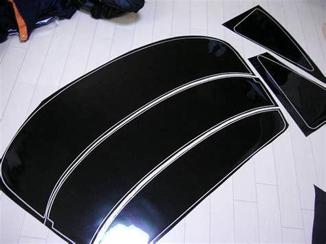 S14 スモークフィルム貼り (1) - S14 シルビア DIYカタログ