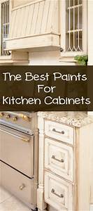types of paint best for painting kitchen cabinets With what kind of paint to use on kitchen cabinets for sticker page