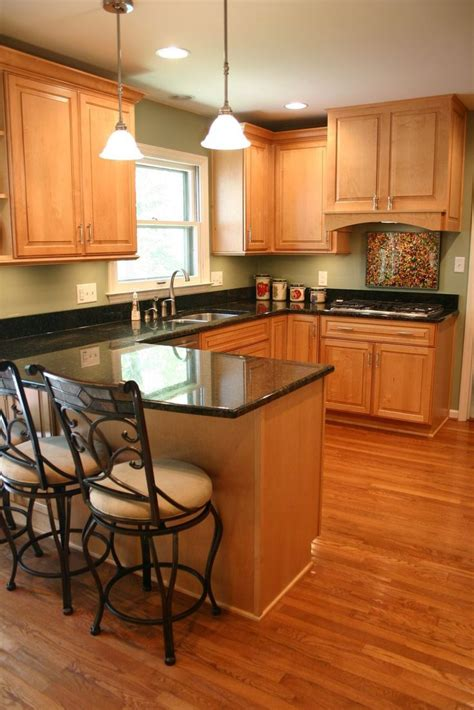 maple kitchen with green walls kitchen color ideas in