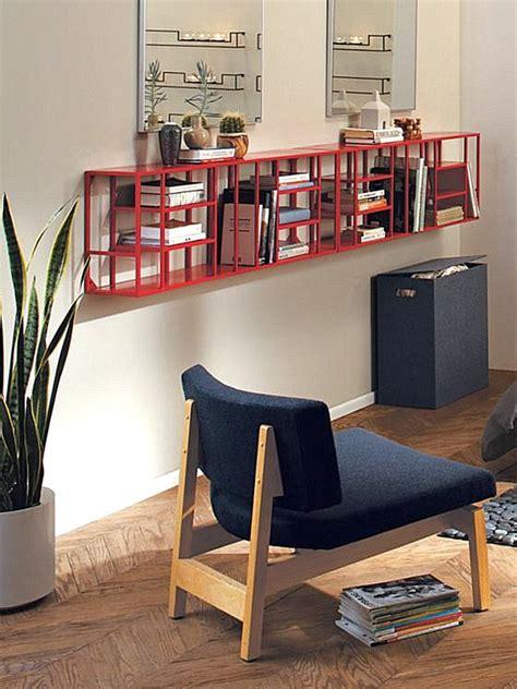 elegant wall shelves design inspirations