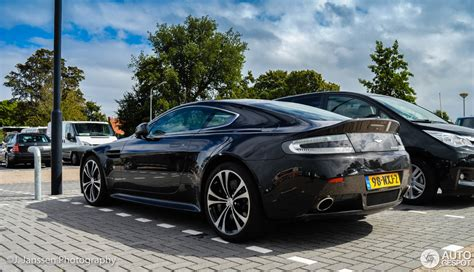 aston martin  vantage carbon black edition  march