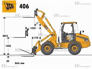 JCB 406 - JCB - Machinery Specifications - Machinery