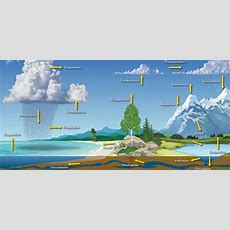 Water Cycle  National Oceanic And Atmospheric Administration