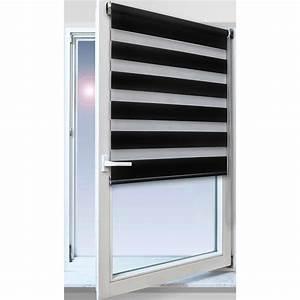 Store Für Balkontür Und Fenster : fensterrollo doppelrollo duorollo mit kettenzug und klemmfix mit weissen leisten ebay ~ Sanjose-hotels-ca.com Haus und Dekorationen
