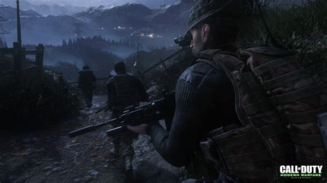 New Call Of Duty 4 Remaster Screens Show Memorable