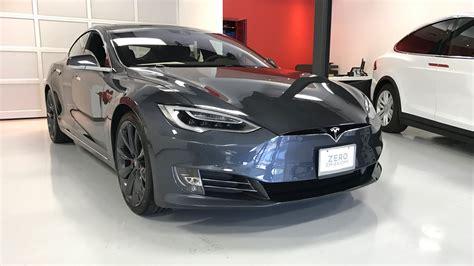 Model S P100d by Tesla Model S P100d Impressions