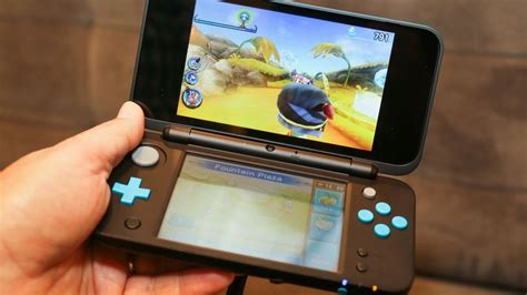 nintendo ds xl review  top notch gaming portable cnet