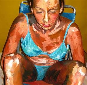Hyper-Realistic Acrylic Body Painting by Alexa Meade