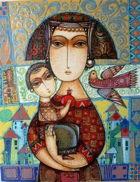 armenian artist tsolak shahinyan religious art