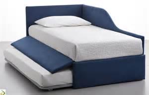 Letto futon per bambini : Divano letto con rete estraibile osaka arredo design