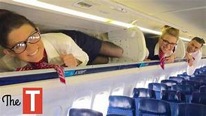 10 CRAZIEST Things People Have Done On Planes - YouTube
