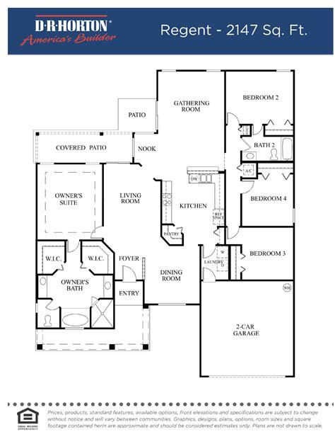 Dr Horton Homes Floor Plans Florida