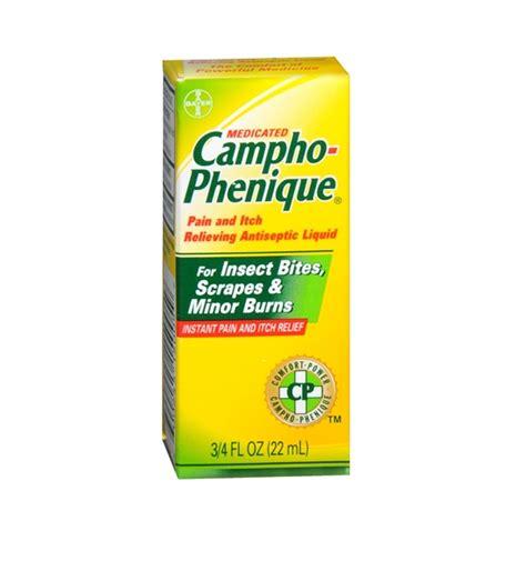 cho phenique antiseptic liquid 0 75 oz pharmapacks