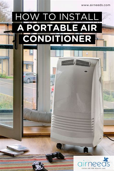 ultimate guide    install portable air conditioner