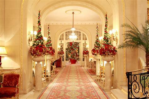 londons loveliest christmas trees