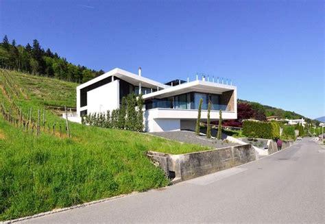 Tiny Häuser In Der Schweiz by Architektenhaus Schweiz Im Weinhang Lonnor Moderne