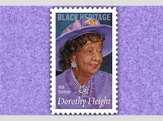 Dorothy Height USPS News Link