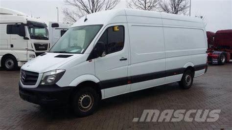mercedes sprinter kaufen mercedes sprinter 316 cdi preis 13 750 baujahr 2013 lieferwagen gebraucht kaufen und