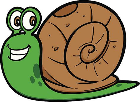 Snail Clip Art, Vector Images & Illustrations