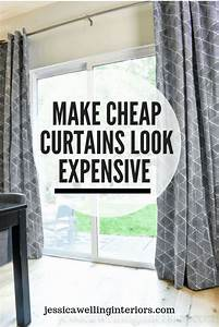 Make, Cheap, Curtains, Look, Expensive