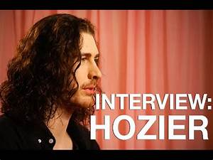 Backstage Interview: Hozier - YouTube