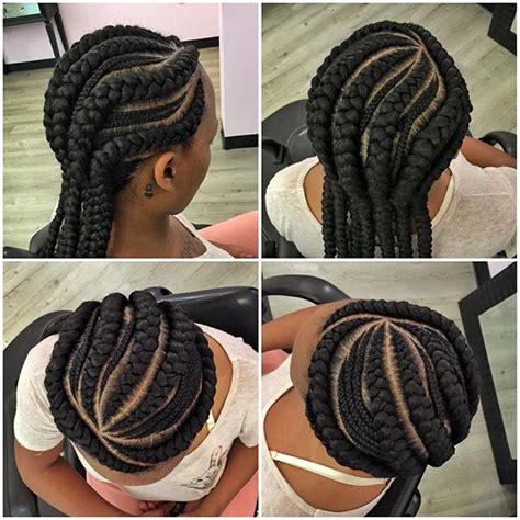 beautiful ghana weaving hairstyles