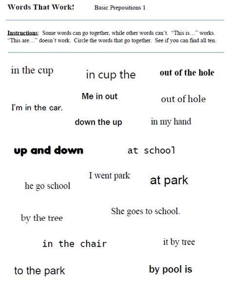 preposition worksheets for grade 1 pdf prepositions