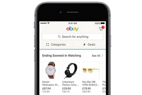 ebay app gets new search feature tamebay