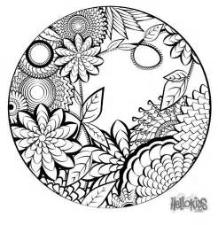 Pinterest Adult Mandala Coloring Pages