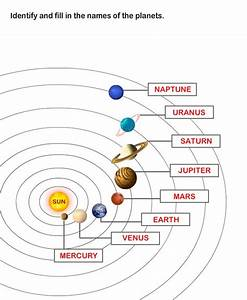Solar System Worksheet 6 - science Worksheets - grade-1 ...