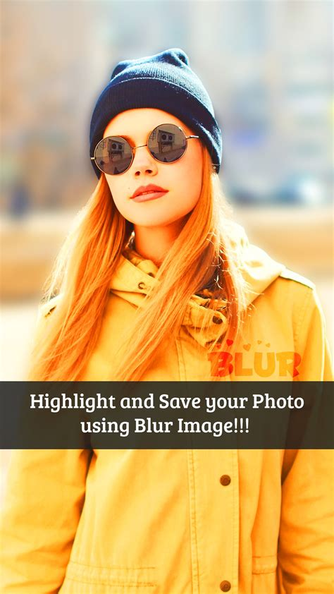 Blur Image Background - Blur Photo Effect