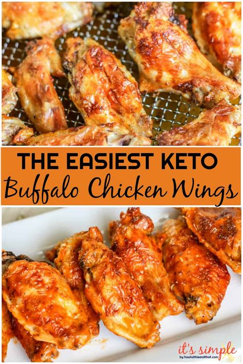 wings fryer air chicken keto buffalo oven low carb making recipe friendly