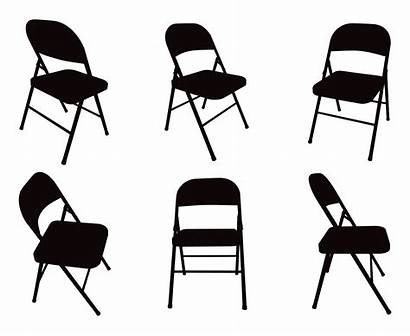 Chair Chairs Fold Clipart Folding Illustration Vector
